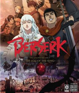 Berserk Golden Age Arc I The Egg of the King (2012)(1)