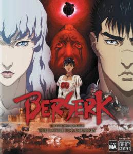 Berserk Golden Age Arc II The Battle for Doldrey (2012)