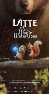 Latte and the Magic WaterStone(1)