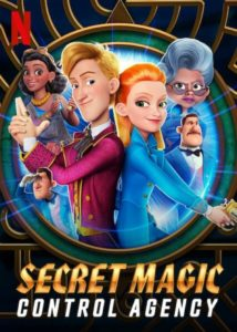 Secret Magic Control Agency(1)
