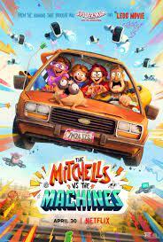 The Mitchells Vs. The Machines(1)